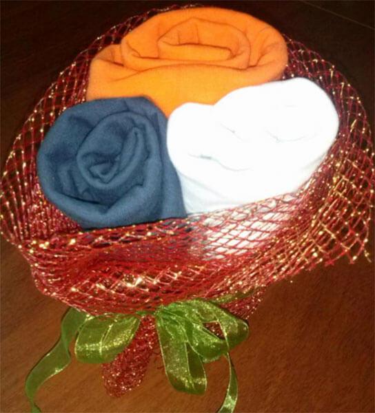 Букет для мужчины на 23 февраля: оригинальный подарок своими руками buket dlya muzhchiny svoimi rukami 25