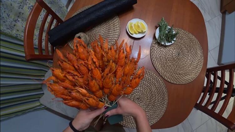Букет для мужчины на 23 февраля: оригинальный подарок своими руками buket dlya muzhchiny svoimi rukami 56