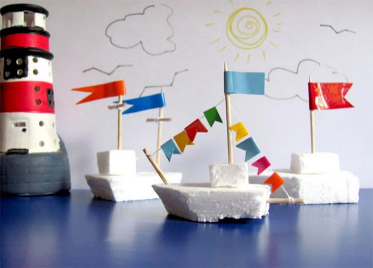 Кораблик для детей: различные способы создания со схемами и описанием korabl svoimi rukami 101