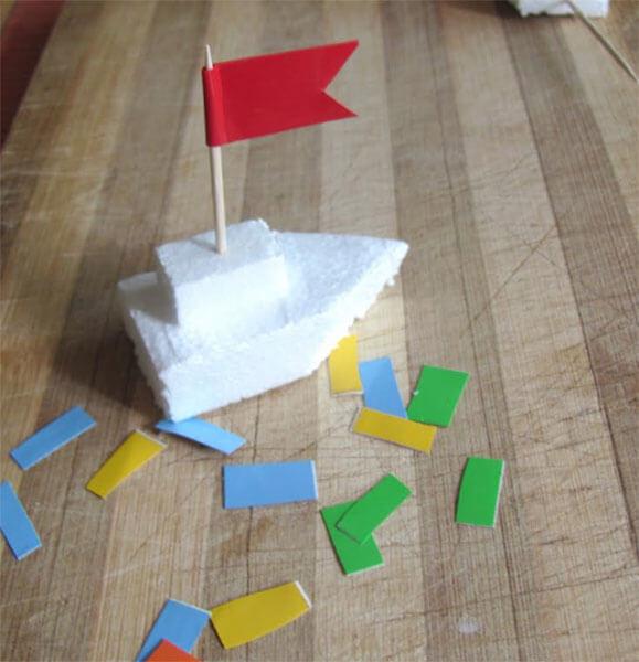 Кораблик для детей: различные способы создания со схемами и описанием korabl svoimi rukami 105