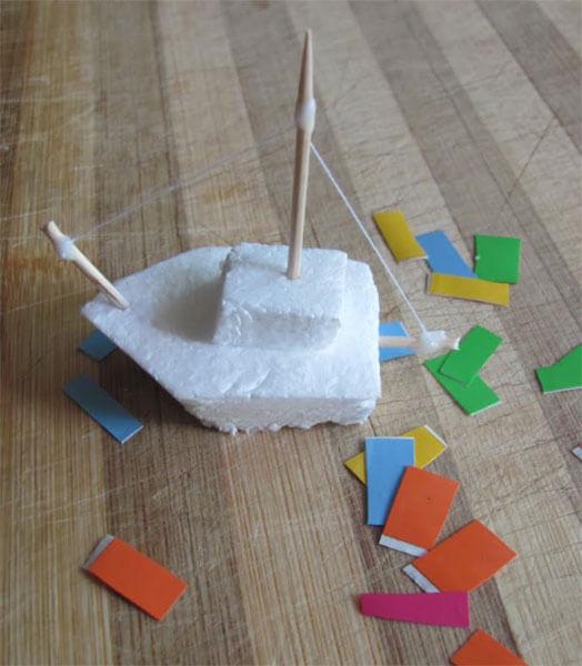Кораблик для детей: различные способы создания со схемами и описанием korabl svoimi rukami 108