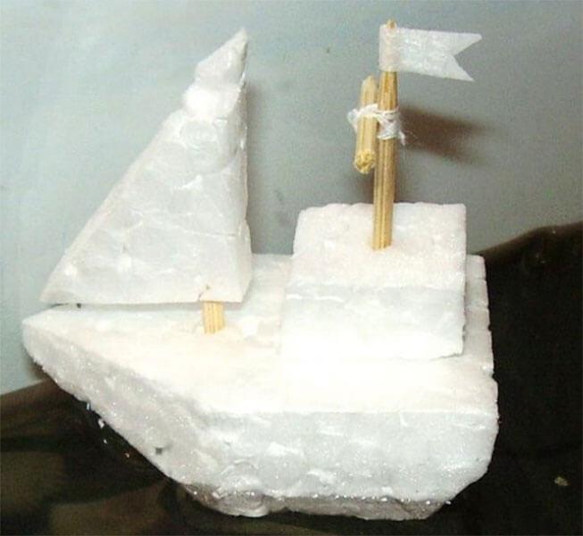 Кораблик для детей: различные способы создания со схемами и описанием korabl svoimi rukami 112