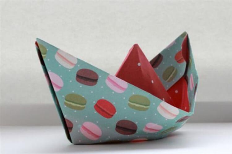 Кораблик для детей: различные способы создания со схемами и описанием korabl svoimi rukami 14