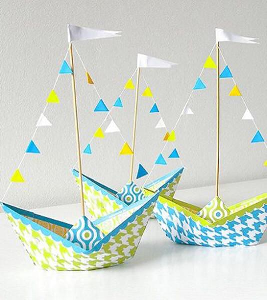 Кораблик для детей: различные способы создания со схемами и описанием korabl svoimi rukami 17