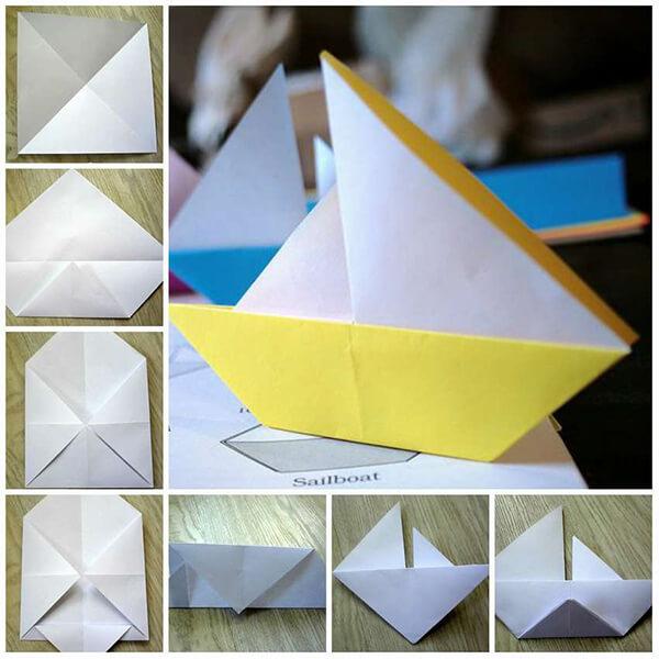 Кораблик для детей: различные способы создания со схемами и описанием korabl svoimi rukami 26
