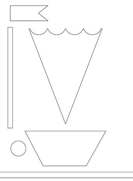 Кораблик для детей: различные способы создания со схемами и описанием korabl svoimi rukami 44