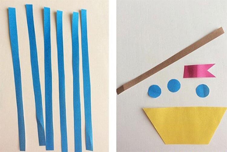 Кораблик для детей: различные способы создания со схемами и описанием korabl svoimi rukami 45