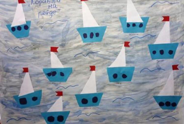 Кораблик для детей: различные способы создания со схемами и описанием korabl svoimi rukami 51