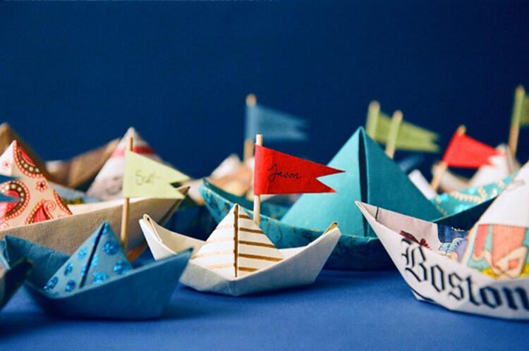Кораблик для детей: различные способы создания со схемами и описанием korabl svoimi rukami 6