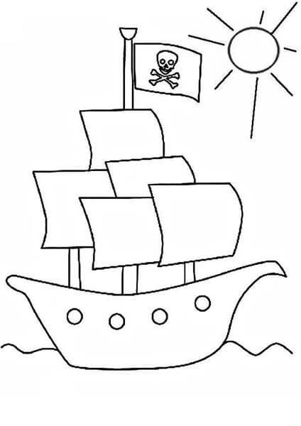 Кораблик для детей: различные способы создания со схемами и описанием korabl svoimi rukami 61