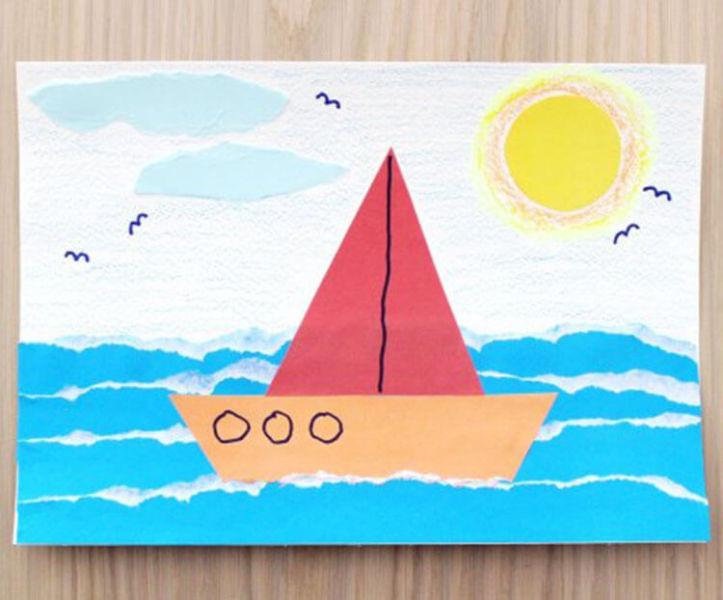 Кораблик для детей: различные способы создания со схемами и описанием korabl svoimi rukami 64