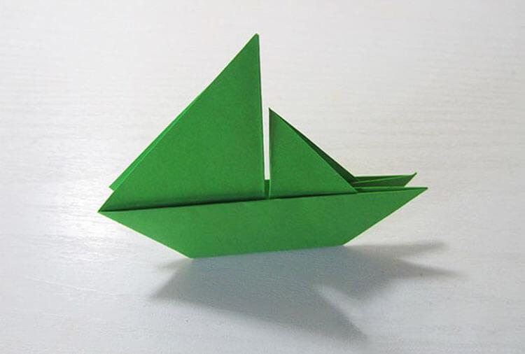 Кораблик для детей: различные способы создания со схемами и описанием korabl svoimi rukami 76