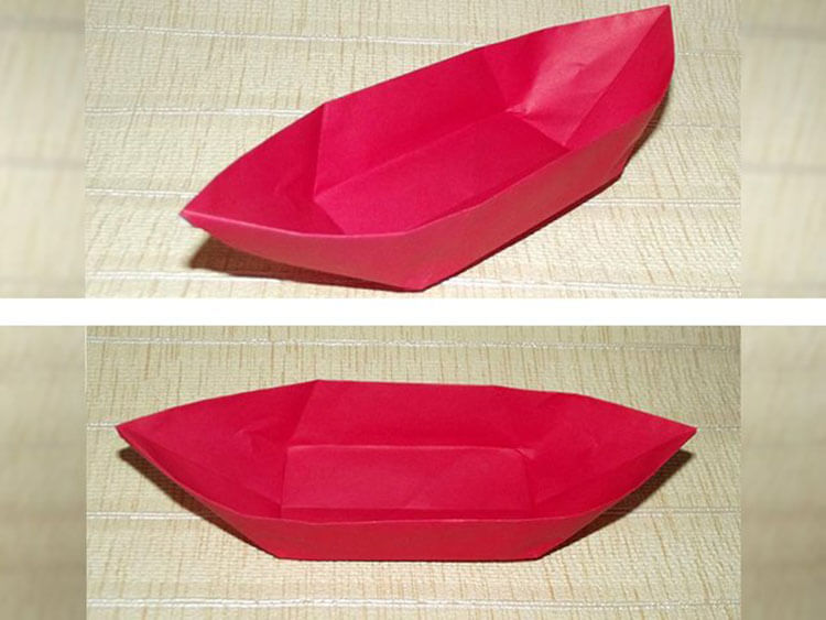 Кораблик для детей: различные способы создания со схемами и описанием korabl svoimi rukami 83