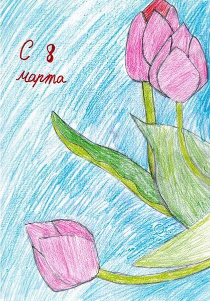 Открытки для любимых мам и бабушек своими руками: мастер классы с фото и описанием otkrytki na 8 marta svoimi rukami 40
