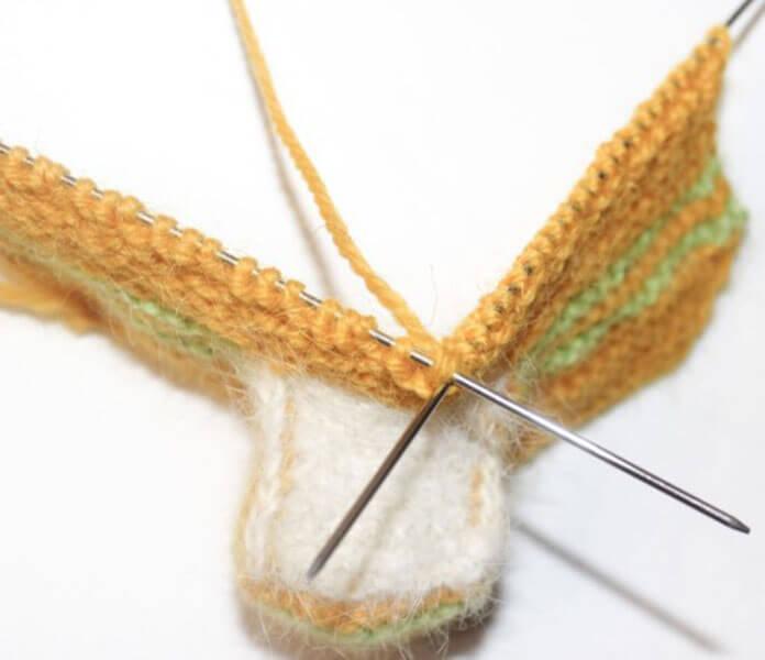 Пинетки для новорожденных малышей спицами: что можно связать для первой обуви малышам pinetki spicami s opisaniem i skhemami 13