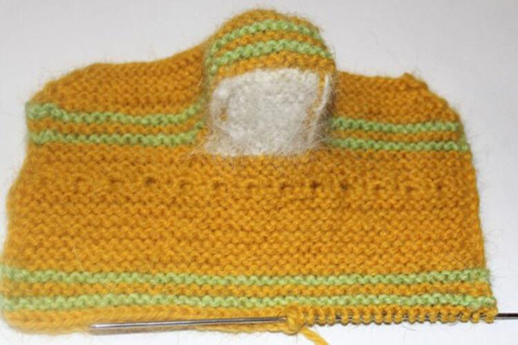 Пинетки для новорожденных малышей спицами: что можно связать для первой обуви малышам pinetki spicami s opisaniem i skhemami 14