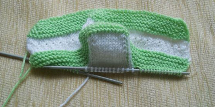 Пинетки для новорожденных малышей спицами: что можно связать для первой обуви малышам pinetki spicami s opisaniem i skhemami 52