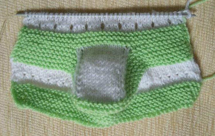 Пинетки для новорожденных малышей спицами: что можно связать для первой обуви малышам pinetki spicami s opisaniem i skhemami 54