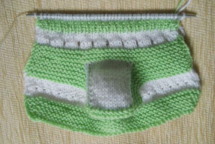 Пинетки для новорожденных малышей спицами: что можно связать для первой обуви малышам pinetki spicami s opisaniem i skhemami 55