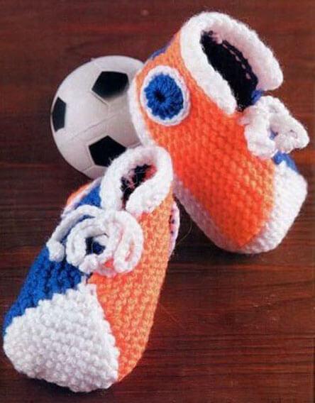 Пинетки для новорожденных малышей спицами: что можно связать для первой обуви малышам pinetki spicami s opisaniem i skhemami 71