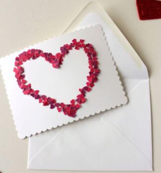 День святого Валентина: валентинки, открытки поделки любимым на 14 февраля podarki k 14 fevralya 100