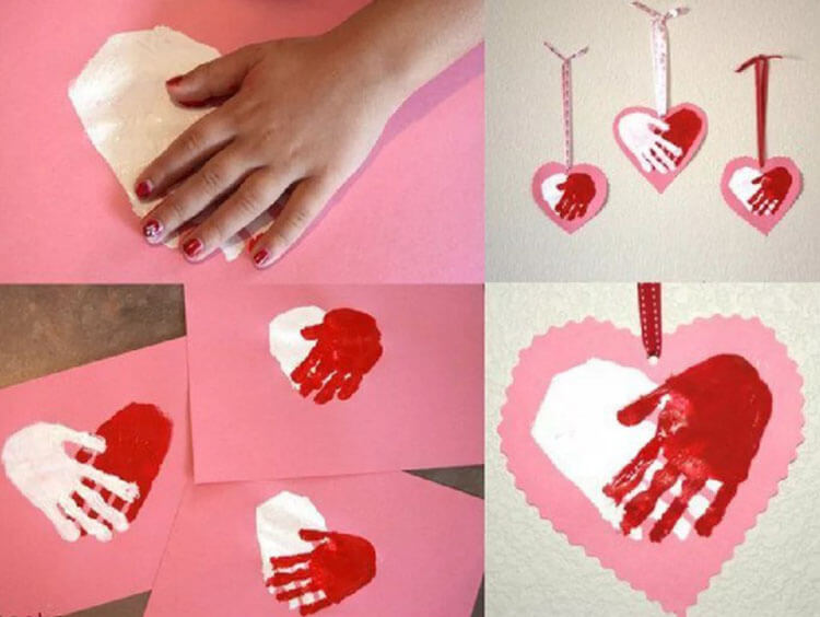 День святого Валентина: валентинки, открытки поделки любимым на 14 февраля podarki k 14 fevralya 102