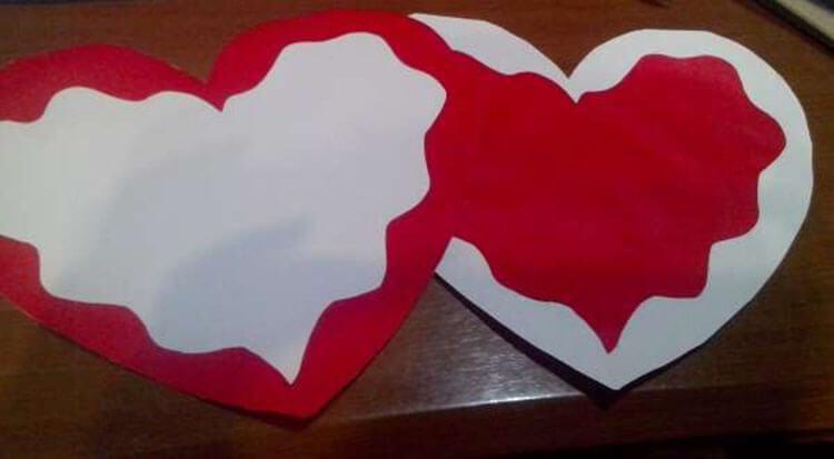 День святого Валентина: валентинки, открытки поделки любимым на 14 февраля podarki k 14 fevralya 106