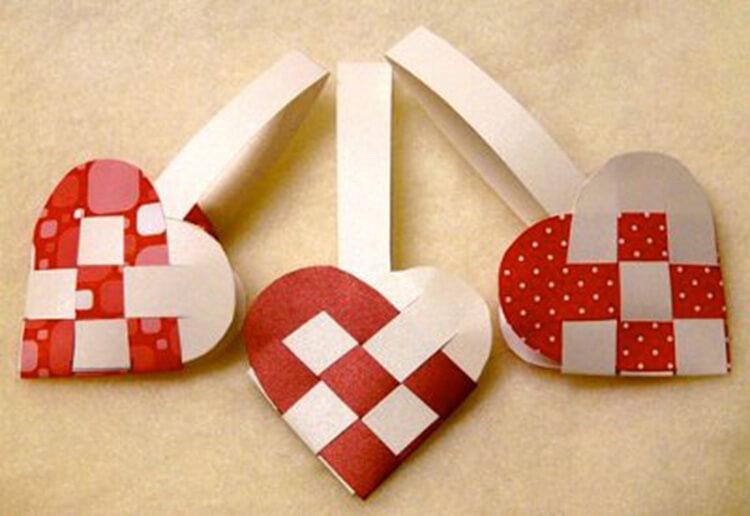 День святого Валентина: валентинки, открытки поделки любимым на 14 февраля podarki k 14 fevralya 110