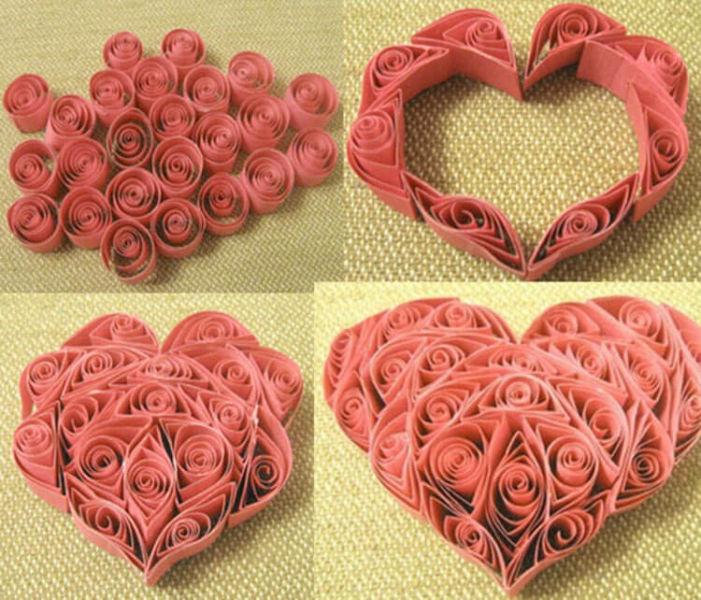 День святого Валентина: валентинки, открытки поделки любимым на 14 февраля podarki k 14 fevralya 116