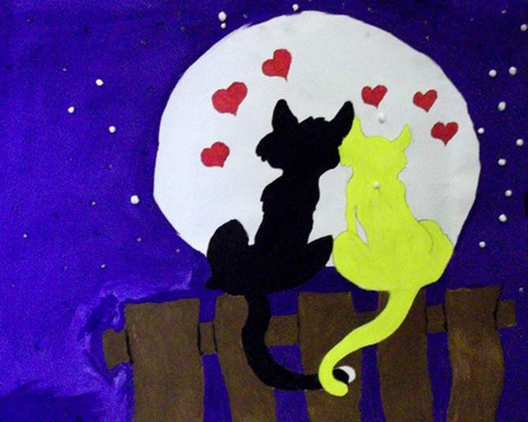День святого Валентина: валентинки, открытки поделки любимым на 14 февраля podarki k 14 fevralya 141