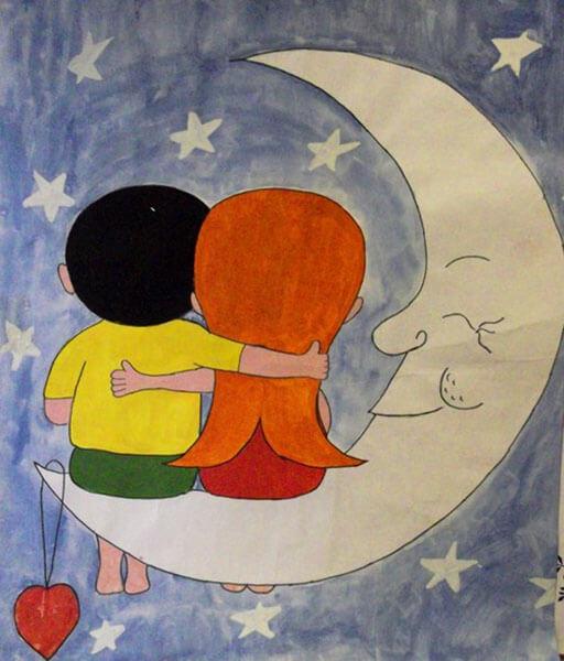 День святого Валентина: валентинки, открытки поделки любимым на 14 февраля podarki k 14 fevralya 142