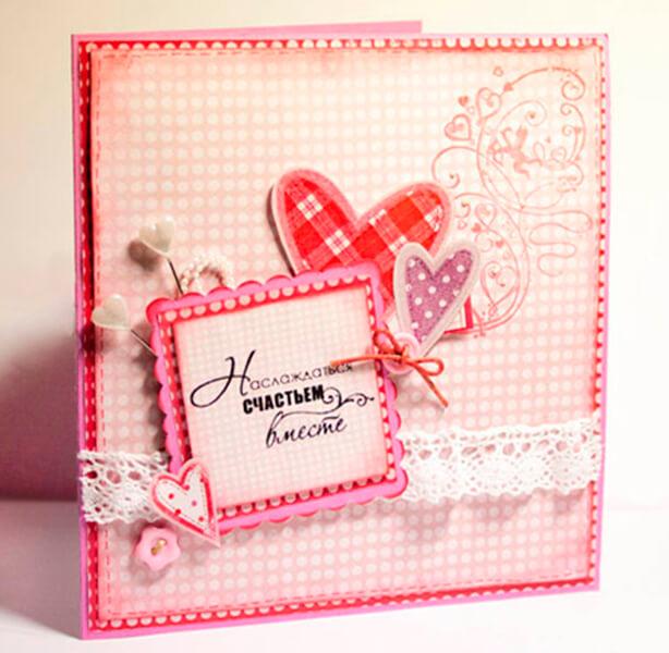 День святого Валентина: валентинки, открытки поделки любимым на 14 февраля podarki k 14 fevralya 16