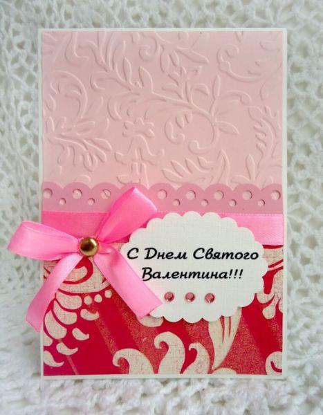 День святого Валентина: валентинки, открытки поделки любимым на 14 февраля podarki k 14 fevralya 19