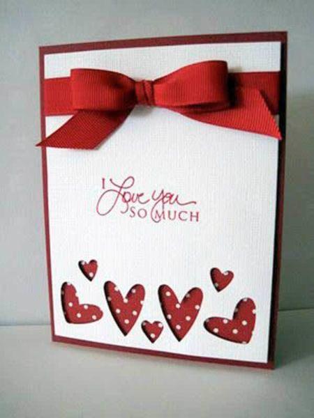 День святого Валентина: валентинки, открытки поделки любимым на 14 февраля podarki k 14 fevralya 22