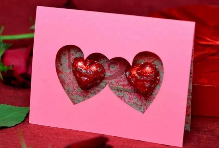 День святого Валентина: валентинки, открытки поделки любимым на 14 февраля podarki k 14 fevralya 27