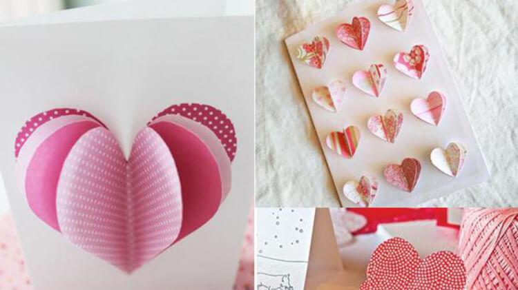 День святого Валентина: валентинки, открытки поделки любимым на 14 февраля podarki k 14 fevralya 37
