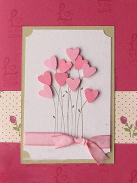 День святого Валентина: валентинки, открытки поделки любимым на 14 февраля podarki k 14 fevralya 38