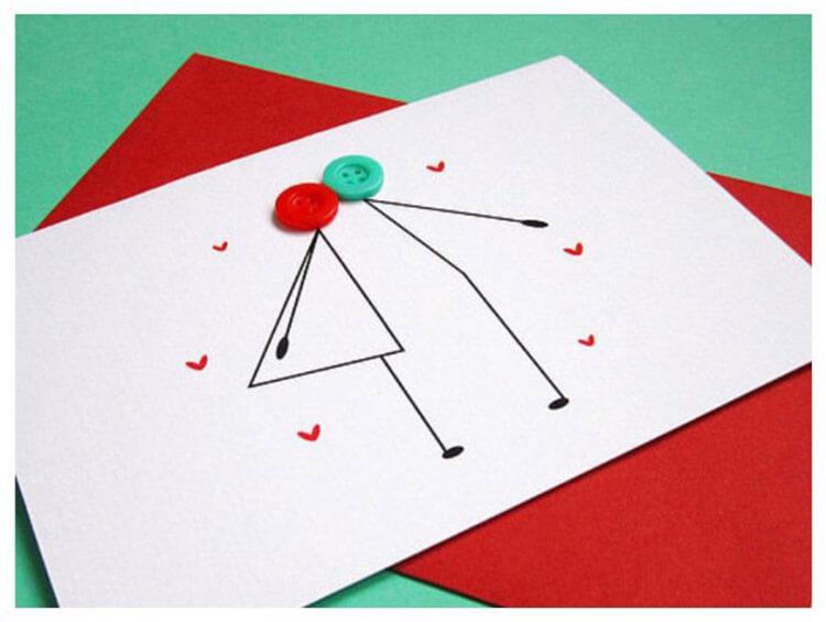 День святого Валентина: валентинки, открытки поделки любимым на 14 февраля