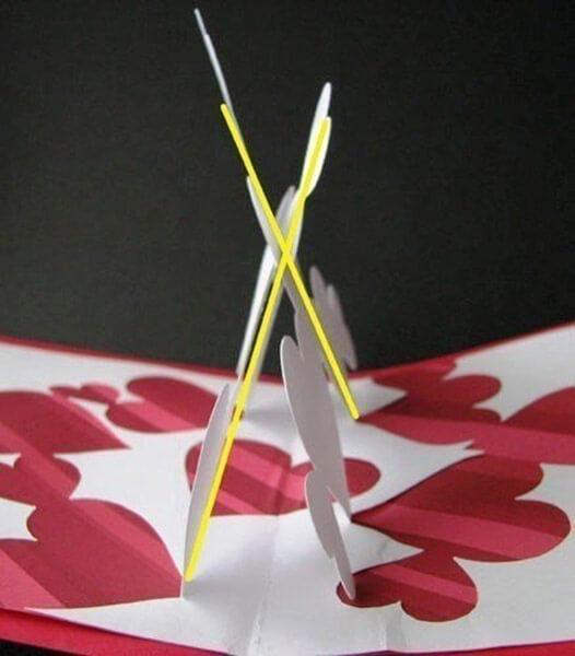 День святого Валентина: валентинки, открытки поделки любимым на 14 февраля podarki k 14 fevralya 46