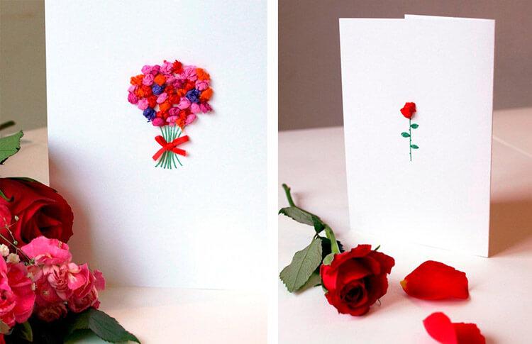 День святого Валентина: валентинки, открытки поделки любимым на 14 февраля podarki k 14 fevralya 47