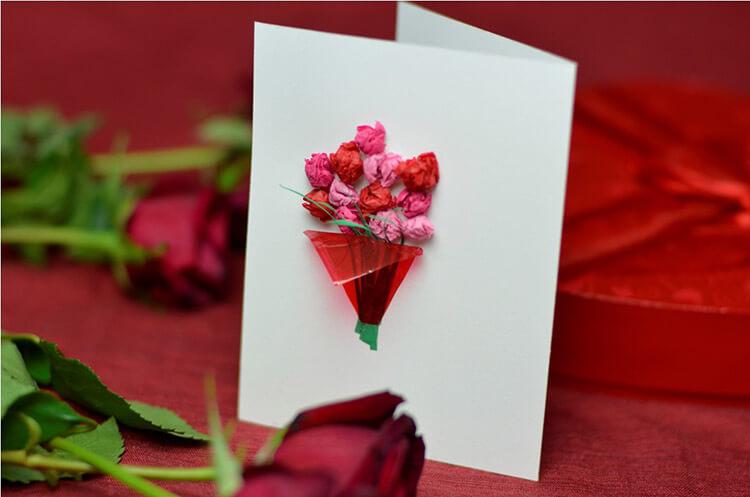 День святого Валентина: валентинки, открытки поделки любимым на 14 февраля podarki k 14 fevralya 48