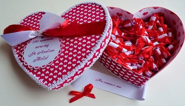 День святого Валентина: валентинки, открытки поделки любимым на 14 февраля podarki k 14 fevralya 55