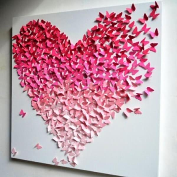 День святого Валентина: валентинки, открытки поделки любимым на 14 февраля podarki k 14 fevralya 65