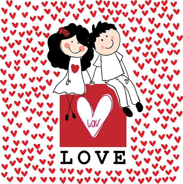 День святого Валентина: валентинки, открытки поделки любимым на 14 февраля podarki k 14 fevralya 67
