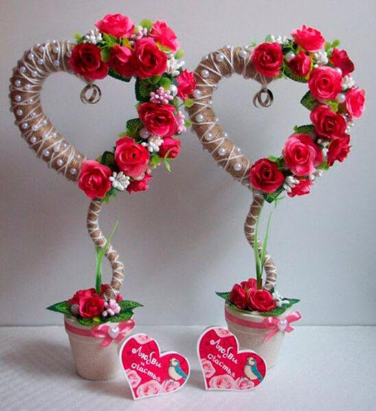 День святого Валентина: валентинки, открытки поделки любимым на 14 февраля podarki k 14 fevralya 94