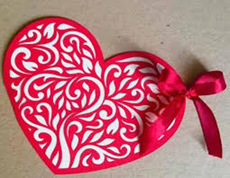 День святого Валентина: валентинки, открытки поделки любимым на 14 февраля podarki k 14 fevralya 99