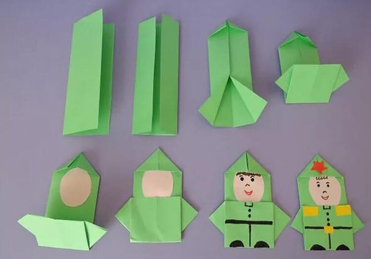 Поделки на 23 февраля: самое интересное для конкурса в школу и садик podelki na 23 fevralya svoimi rukami 4