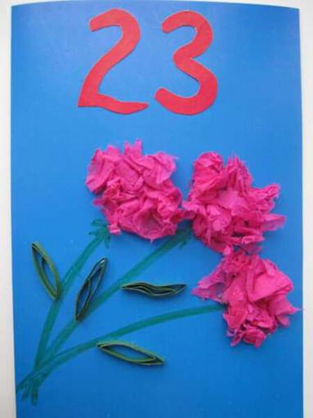 Поделки на 23 февраля: самое интересное для конкурса в школу и садик podelki na 23 fevralya svoimi rukami 79