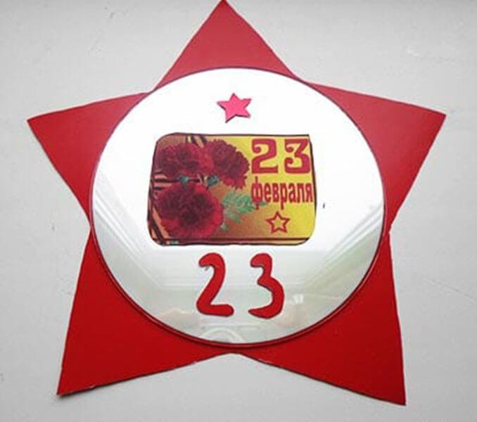 Поделки на 23 февраля: самое интересное для конкурса в школу и садик podelki na 23 fevralya svoimi rukami 93