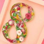 Поделки на 8 марта для любимых мам: подарок с душой своими руками